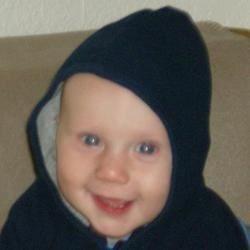 My son Samuel