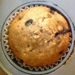 Blueberry Zucchini Muffins Recipe