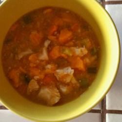 Paleo Chicken Stew Recipe