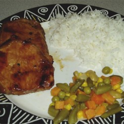 Lemonade Pork Chops Recipe