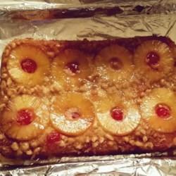 Hawaiian Pineapple Upside Down Cake Recipe