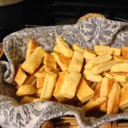 Cheese Straws Recipe