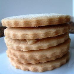 Almond Shortbread I Recipe