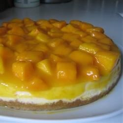 Photo of Trini Mango Cheesecake by TNARINESINGH