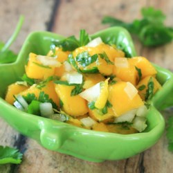 Mango Mint Salsa Recipe