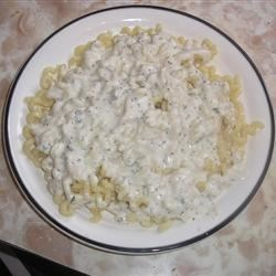 Creamy Garlic Sauce Recipe