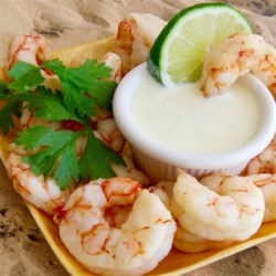 Key West Shrimp Boil with Key Lime Mustard Sauce Recipe