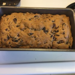 Raisin Cake Recipe