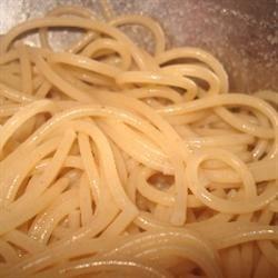 Reheating Pasta