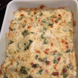 Artichoke Chicken Casserole Recipe