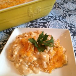 Healthier Macaroni and Cheese Recipe