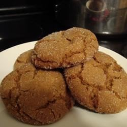 Perfect Ginger Snaps!