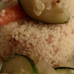 Couscous Gourmet Recipe