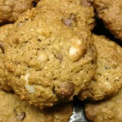 Oatmeal Chocolate  Coconut Chewy