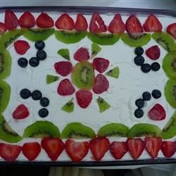 Tres Leches Rectangular Cake