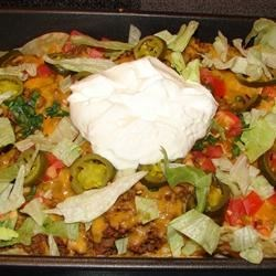 Turkey Nacho Bake Recipe