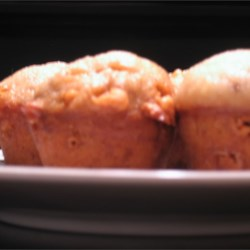 Banana Bread VIII (as mini-muffins)