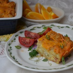 Tater Tot(R) and Bacon Breakfast Casserole
