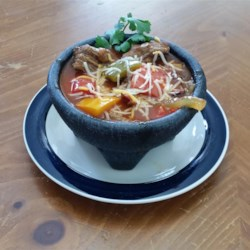 Molcajete (Mexican Stew)_image