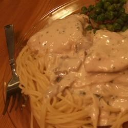 Alice's Sour Cream Chicken Breasts