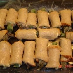 Photo of Asparagus Wrap by EMERALD515