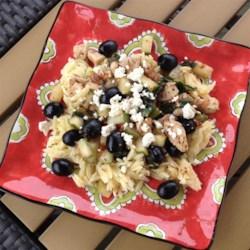 Hot Greek Salad Recipe