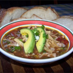 Chicken Tortilla Soup I