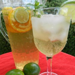 Mr. Big's White Sangria Recipe