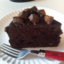 Photo of Peanut Butter Fudge Cake by MARBALET