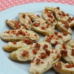 Stuffed Fingerling Potatoes