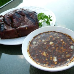 Emily's Marinated Venison Steaks Recipe