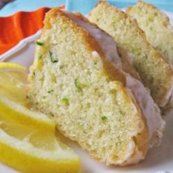 Lemon Zucchini Bars Recipe