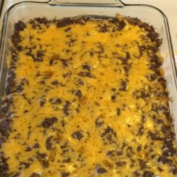 Hamburger Hash Browns Recipe