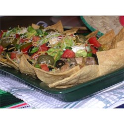 Mexican Botana Platter Recipe