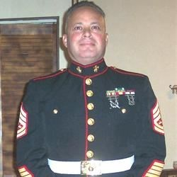 In Dress Blues, Semper Fi!