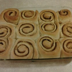 Johnson Family Cinnamon Rolls Recipe