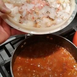 Shrimp Creole IV Recipe
