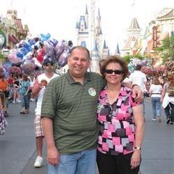 Jose & I in DisneyWorld
