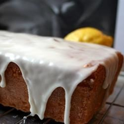Lemon Pound Cake III |