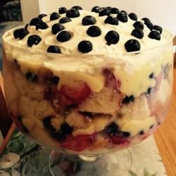 English Trifle Recipe