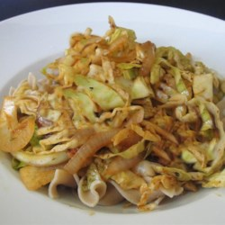 Spicy Cajun Cabbage Recipe
