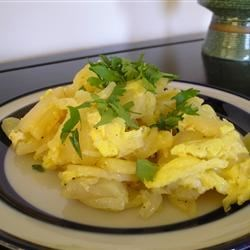 Spanish Potato Omelet Recipe