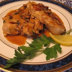Image of Almond Lemon Chicken, AllRecipes
