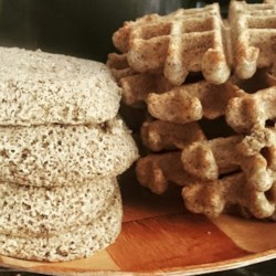 Photo of Healthy Waffles & Pancakes by Jackie, HealthyWitness
