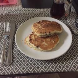 Mini Chocolate Chip Pancakes Recipe