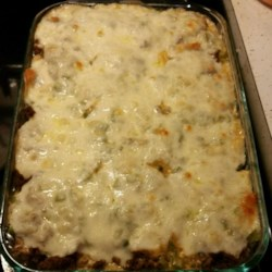 Beer Cheese Philly Steak Casserole Recipe