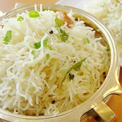 Coconut Sevai (Rice Noodles)