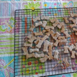 The Best Doggy Biscuits! Recipe