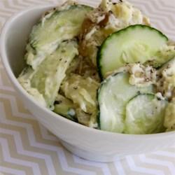 Easy German Potato Salad Recipe