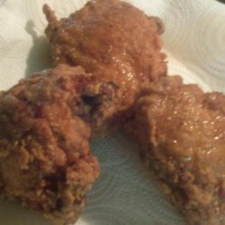 CindyD's Somewhat Southern Fried Chicken Recipe